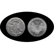 Estados unidos United States Onza de plata 1 $ 1989 Liberty