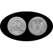 Estados unidos United States Onza de plata 1 $ 1997 Liberty