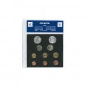 Hojas Monedas Safi para Euros España 2004 en catalán