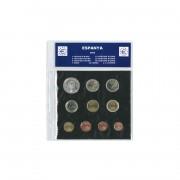 Hojas Monedas Safi para Euros España 2005 en catalán