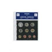 Hojas Monedas Safi para Euros España 2005 en castellano