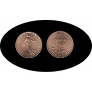 Francia France 1972 1/2 Franc Piefort Tirage: 75 pieces