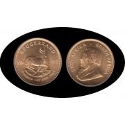Sudafrica South Africa Krugerrand 1982 puro Au gold