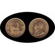 Sudafrica South Africa Krugerrand 1978 onza oro puro Au gold