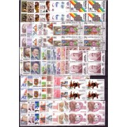 España Spain Año Completo Year Complete 1983  BL. 4 MNH