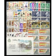 España Spain Año Completo Year Complete 1985 BL. 4 MNH