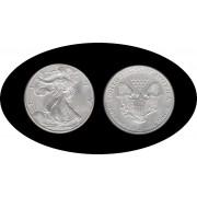 Estados unidos United States Onza de plata 1 $ 2001 Liberty