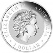 Australia  Koala 1 onza 2015 Plata