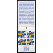 DEP1 Finlandia Finland  Nº 1232 Carnet   1993   MNH