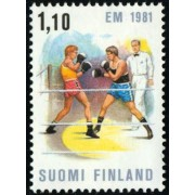 DEP2  Finlandia Finland  Nº 842   1981  MNH