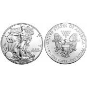 Estados unidos United States Onza de plata 1$ 2015 American Eagle