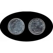 Britania  2015 1 oz de plata