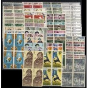 España Spain Año completo Year Complete 1965  Bl.4 MNH