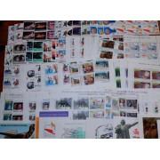 Colección Collection Guinea Ecuatorial 1991-1994 Bl.4 Completa