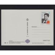 España Tarjetas del Correo y de Iniciativa Privada 42 1998 Lorca 98 Literatura MOPHILA Filamoder