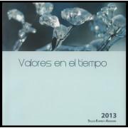 Libro Album Oficial de Sellos España y Andorra Año Completo 2013 Incluye Pruebas de Lujo