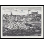 España Spain Prueba de lujo 117 2014 Patrimonio de la Humanidad Toledo