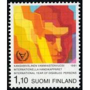 MED  Finlandia Finland  Nº 852   1981  MNH
