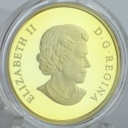 Monedas Canada 100$  John A. McDonald  2015  Oro Proof