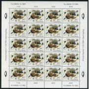 VAR3 Finlandia  Nº 1210 MP 1994 Cent. de la Fed. de funcionarios de correos  MNH