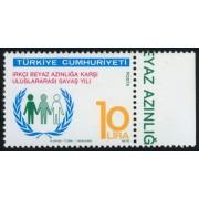 VAR3 Turquia Turkey Nº 2230  1978   MNH