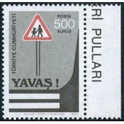 VAR3 Turquia Turkey Nº 2205  1977   MNH