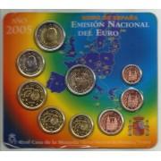 España Spain 2005 Cartera Oficial Euros € FNMT