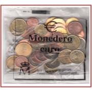 España Spain 1997 Estuche Euros conmemorativos Aviación española Colección completa oro y plata FNMT
