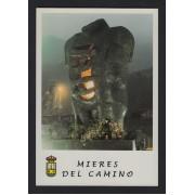 España Tarjetas del Correo y de Iniciativa Privada 51 1998 Mieres del Camino Mineros Minin