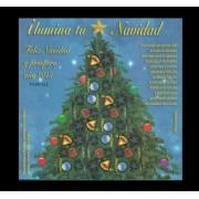 España Spain Minipliego 91 2014 Navidad Árbol  Christmas tree Flora