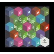 España Spain Minipliego 92 2015 TICS Redes sociales