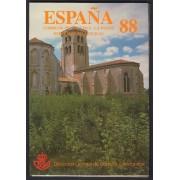 Libro Oficial Correos España  1988