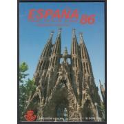 Libro Oficial Correos España 1986