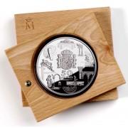 España Spain monedas Euros conmemorativos de 2003 1º Aniversario del Euro 50 euros Plata