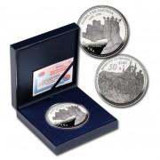 España Spain monedas Euros conmemorativos 2004 Vº Centenario de la muerte de Isabel Catolica 50 euros Plata