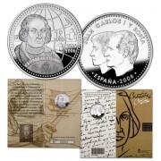 España Spain monedas Euros conmemorativos 2006 12 euros Plata