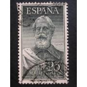 España Spain 1124 Legazpi 1953 Usado