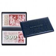 Leuchtturm Álbum de bolsillo ROUTE Banknotes 210