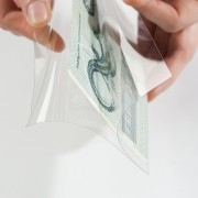 Leuchtturm  Fundas protectoras para billetes de banco PREMIUM, 160 x75 mm