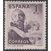 España Spain 1070 1950 San Juan de Dios Religión MNH