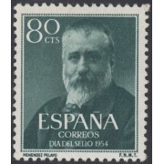 España Spain 1142 1954 Menéndez Pelayo MNH