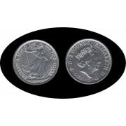 Britania Britannia 2016 1 oz onza  plata silver Britannia