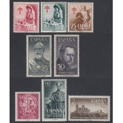 España Spain Año Completo Year Complete 1953 MNH