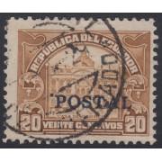 Ecuador 256 1928 Postal Usado