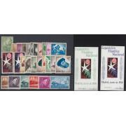 España Spain Año Completo Year Complete 1958 MNH