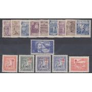 España Spain Año Completo Year Complete 1944 MNH