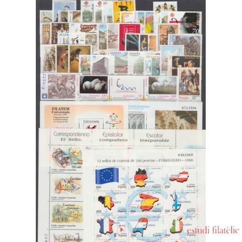 España Spain Año Completo Year Complete 1999