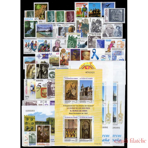 España Spain Año Completo Year Complete 1997