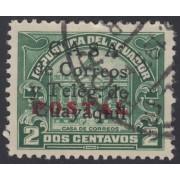 Ecuador 315 1934 - 1936 Casa Correos Guayaquil usado