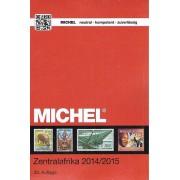 CAT. AFRICA CENTRO 2014 ÜK6/1 MICHEL 2080-5